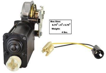 Picture of MOTOR POWER WINDOW LH : 1463KM CUTLASS 1965-1968