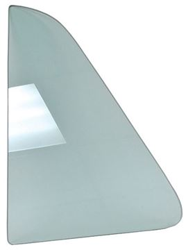 Picture of VENT WINDOW GLASS 51-55 RH OR LH 51-55 : G1141 CHEVY PICKUP 51-55