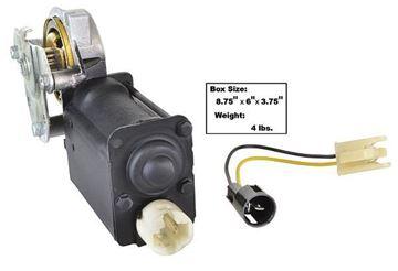 Picture of MOTOR POWER WINDOW RH : 1463JM CUTLASS 1965-1968