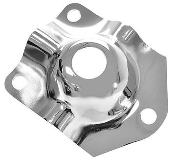 Picture of SHOCK TOWER CAP 71-73 CHROME 71-73 : 3630ZD MUSTANG 71-73