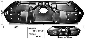 Picture of TAIL LAMP PANEL 79-81 79-81 : 1067PC FIREBIRD 79-81