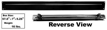 Picture of BED REAR CROSS SILL 54-55 : 1107WB CHEVY PICKUP 54-55