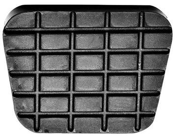 Picture of BRAKE OR CLUTCH PEDAL PAD 60-72 : 1220D CHEVY PICKUP 60-72