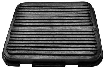 Picture of BRAKE OR CLUTCH PEDAL PAD DELUXE 67-72 : 1220E CHEVY PICKUP 67-72