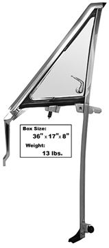 Picture of VENT WINDOW ASSEMBLY RH 67 : 1076LD CAMARO 67-67