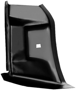 Picture of Lower Quarter Panel Extension RH 71-73 : 3641KN MUSTANG 71-73