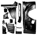 Picture of FENDER INNER PANEL ASSEMBLY KIT LH 70/4 : 6063A CHALLENGER 70-74