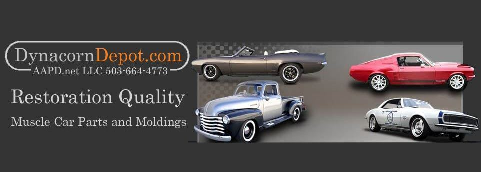 Dynacorn - Restoration Quality Muscle Car Parts and Moldings