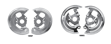 Picture for category Disc Brake Plates : Camaro