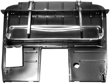 Picture of FLOOR PAN/CAB 1947-54 COMPLETE : 1106AX CHEVY PICKUP 47-54