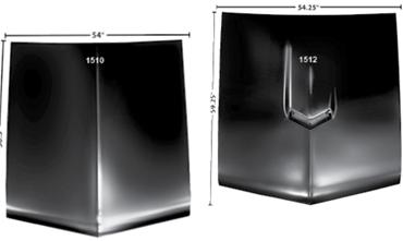 Sheet Metal : Cutlass - Dynacorn - Restoration Quality