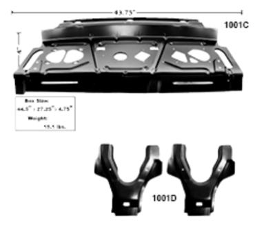 Picture for category Trunk Dividers/Pkg Shelf : Firebird