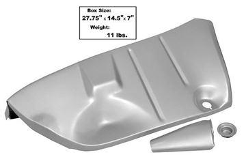 Picture of TRUNK FLOOR DROP OFF RH 70-73     * : 1048VWT FIREBIRD 70-73