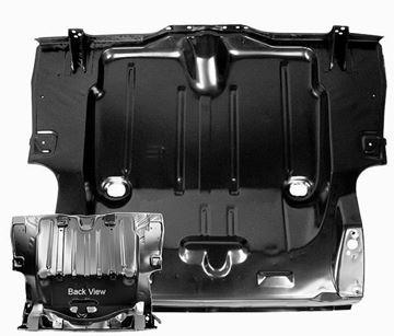 Picture of TRUNK FLOOR PAN FULL 1969         * : 1046C FIREBIRD 69-69