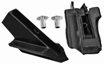 Picture of VENT WINDOW SEAL 65-66 PAIR : 3641EJ MUSTANG 65-66