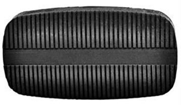 Picture of BRAKE PEDAL PAD W/O POWER BRAKE : M1726N NOVA 62-67