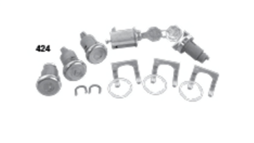 Picture for category Ignition, Door, Glove & Trunk : Impala