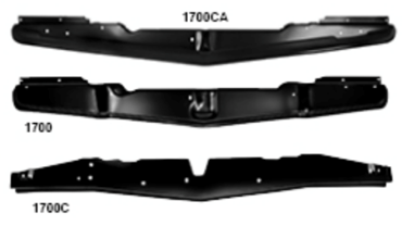 Picture for category Stone Deflectors, Bumper Fillers : Impala