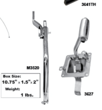 Picture for category Shifter Assemblies : Mustang