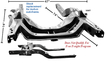 Picture for category Subframe : Nova