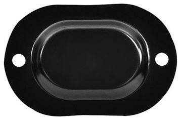 Picture of FLOOR PAN PLUG 1967-70 1ST DESIGN * : 3648W COUGAR 67-70