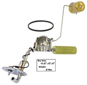 Picture of FUEL SENDING UNIT 67-68 STAINLESS : T03A COUGAR 67-68