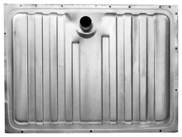 Picture of GAS TANK 16 GAL. W/DRAIN PLUG  65/8 : T02 COUGAR 67-68